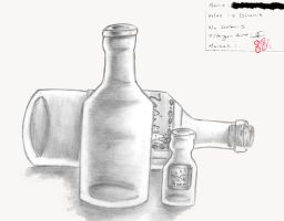 Empty Bottles by CoMPleXiNG