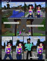 Minecraft: The Awakening Ch3 - 6 by TomBoy-Comics