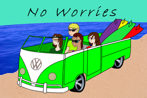 No Worries by NekoVWMike