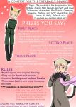 Manry Men of Hetalia Contest by Noopy10