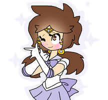 .:Gift:. Sailor Mae by SpectrumRarity