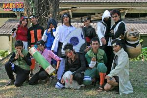 NARUTO SHIPPUUDEN COSPLAY by narutimate