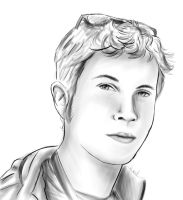 Toby Turner - Tobuscus by KerolAuditore