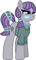Older Maud Pie by StarryOak