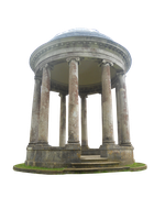Petworth House Rotunda Precut by VIRGOLINEDANCER1