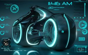 Tron Legacy... by andyc2908