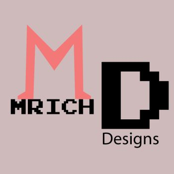 Temporary Logo by MrichDesigns