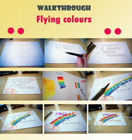 Walkthrough: Flying colours by willika