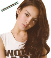 Hyoyeon 1 png by Karlanaley