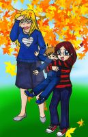FB Comm. Maddie...Put Him Down! by Magical-Mama