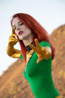 Phoenix - X-Men by Firelight-Cosplay