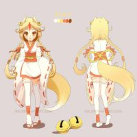 Adoptable auction - Suzu [closed] by ikr
