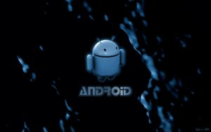 EgFox Android Blue HD by Eg-Art