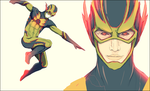 Reverse Flash Concept by Arrancarfighter