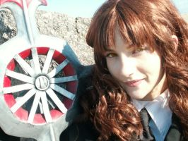 Cissnei Smiles by WhatTheFuu