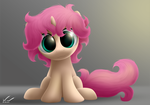 Filly Cherry Lighting Practice by SymbianL