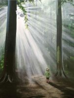 forest by RonVanVliet