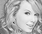 taylor swift by digitalartistt