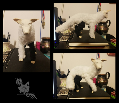 Posable Art Doll WIP by StarlightHL