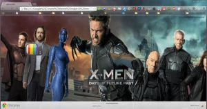 X men Days Of Future Past by SPCM2011