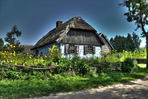 cottage II by redreddaisy