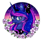 Moonflower by PurpleNightTheKitty