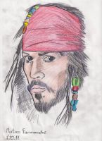 Jack Sparrow by MurTXazI