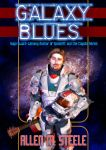 Galaxy Blues alt cover by RobCaswell