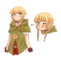 Linkle by ram-jam