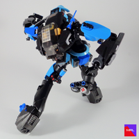 MMX1 Speed Racing Mech by marcomarozzi