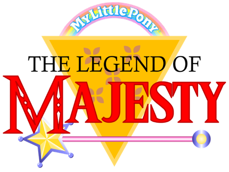 Legend of Majesty logo by 4-Chap