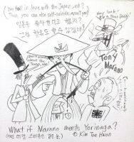 What if Marano meets Yorinaga? by komi114