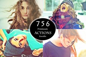 756 Actions bundle by Linspace by linspace