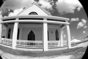Little White Church by Bleedinheartz