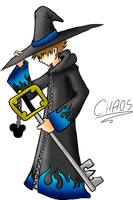 Sora: Chaos form by theshadowranger