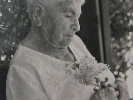 My Grandmother by Avalonis