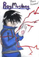 Roy Mustang by TheRedEyedMuse