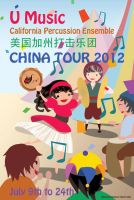 U Music China Tour 2012 by tynafish