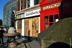 Sandwich Shop London 041409 by meriwani