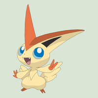 Pokemon Base 116~Victini 1~ by Xbox-DS-Gameboy