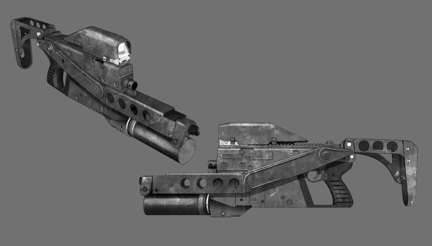 Weapon 4 by Beherit