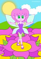 Lilly the Fairy by HoneyBatty16