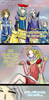DISSIDIALAND - Kefka and... by himichu