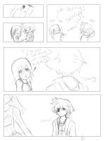 Sora and Kairi pg3 by PlasmaUnicorn