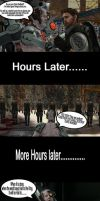 Protons Awful Army by Wesker500
