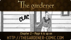 The gardener - Chapter 2 page 4 by Marc-G