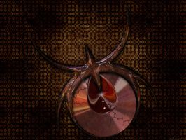 Caedes Fire Spider by KDH