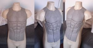 Chestplate armor / cuirass by Regis-AND