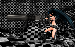 .:MMD:. Shoot by Blue-Shine-Star