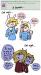 Ask us! 58 -Tougher- by Tuxedough